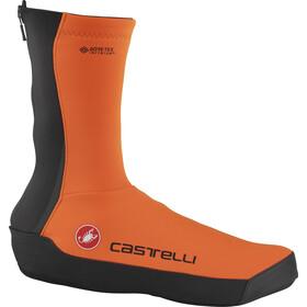 Castelli Intenso UL Copriscarpe Uomo, arancione/nero